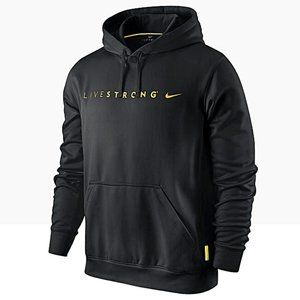 Nike LIVESTRONG Therma-Fit Unisex Pullover Hoodie